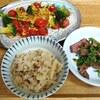 旬のたけのこ、薬膳効果とずぼら料理