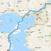 千羽海岸トレイルランニングレース 2019 その1