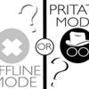 ペアーズをバレずに使うならオフラインモード?プライベートモード?