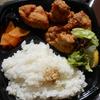 イズミヤ 神戸玉津店の「茶房ひまわり」で「唐揚げ弁当」をテイクアウトして食べた感想