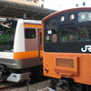 《JR東日本》【写真館205】2月1日は201系の日~中央線の201系~
