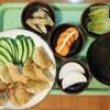 ニンニク味噌風味の鶏餃子