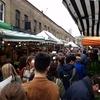 【3日目:ロンドン観光】コロンビアフラワーマーケット、ベーグルベイクからの自然史博物館とV&A博物館