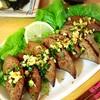 豚レバーの生姜醤油煮