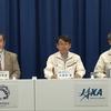 小惑星探査機「はやぶさ2」の記者説明会(MINERVA-II2の分離運用)