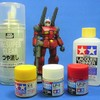 【HGガンキャノン製作記2】ガンプラ塗装テクニック!黒立ち上げのグラデーション塗装!