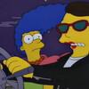 """シーズン5、第6話「マージ&ルース """"Marge on the Lam""""」"""