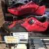 赤い靴と赤い自転車