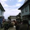 「鹿島酒蔵ツーリズム」参戦 その2 趣ある酒蔵の建物が並ぶ浜宿通りを満喫♪ 3月26日