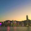 母と息子と3人で、香港ぶらり