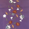 秋の文様「落ち葉の吹き寄せ」