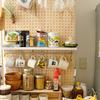 キッチン壁面DIY*憧れの有効ボード