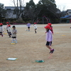 体育の授業、福祉委員エコキャップ