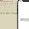 MacでReactNativeの開発環境の構築と、create-react-native-appで作成されるプロジェクトの説明