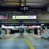深夜の柏駅はこんな感じ