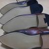 リアット!さんで靴の修理をしました