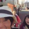第2回パレード 平和島へ向けて出発!!!