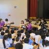 鹿児島市立小山田小学校公演終了いたしました。