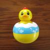 お風呂で活躍。パイロットのあひるのおもちゃ
