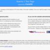 Google PageRankを初期化(リセット)する方法 - 被リンク評価をゼロにする