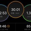 30km走2019秋へ2本目