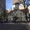 札幌⑩昼の札幌時計台と夜の札幌時計台