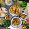 ホーチミンで朝からカニづくしのローカル飯♫