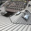 高田町のむくり屋根 いぶし瓦