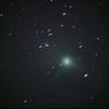 あ~~彗星核基準合成が・・苦労の一枚 2017T2
