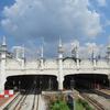 美し過ぎる白亜の駅舎クアラルンプール駅 | 2018/19マレーシア・シンガポール旅行7