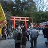 節分なので吉田神社