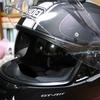 初めてのSHOEIヘルメット。 「GT-Air WANDERER TC-5」