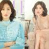 韓国ファッション,ソン·ヘギョ,優雅な春の女神!ハイエンド·ジュエリー