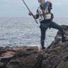 【下甑島手打釣行】尾長チャレンジDAY1〜【名磯灯台下】2020年6月20日