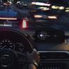CX-9 2021モデルの実車をチェックしている動画、新世代マツダコネクトの操作場面もあり。