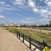 自転車散歩(大和川を走る『JR浅香駅〜JーGREEN堺往復』)