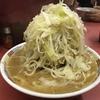ラーメン二郎 ひばりヶ丘駅前店『大ラーメン豚入り』