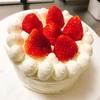 豆田さん、クリスマスケーキをつくる