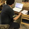 就労継続支援提供実績記録票のエクセルシートに出力できる様に開発中!