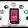 シンプルながら色彩、デザインセンス抜群のインフォグラフィックス動画!「BPH IVR - Automatic Client Service」