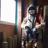 フリースタイル系スキーウェアのスタイル