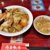 暑いけど、熱い中華丼でスタミナチャージ @新宿 南昌飯店