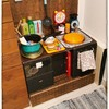 経過観察、自作ままごとキッチンのリフォーム。
