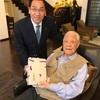 台湾訪問、李登輝元総統の熱意に感動