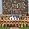 メキシコリーグ2016-17シーズン チーム公式写真
