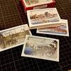 永谷園の「東海道五拾三次カード」と品川宿