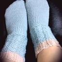 編み心地。