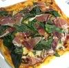 ピザを作りました