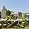 須賀神社にまつられる三基の庚申塔群 福岡県北九州市小倉北区須賀町