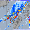 福岡管区気象台は記録的短時間大雨情報を発表!福岡県川崎町付近で29日7時までの1時間に約110mmの雨が!!